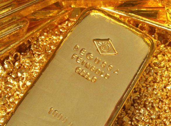 Золото - символ богатства и власти