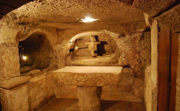 Пещера Рождества Христова в Вифлееме