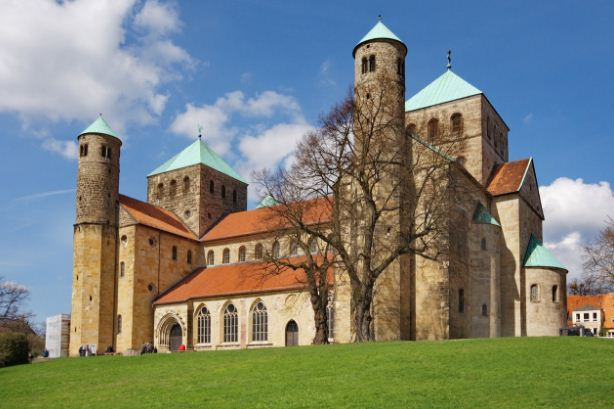 Церковь Святого Михаила ( Хильдесхайм, Германия)