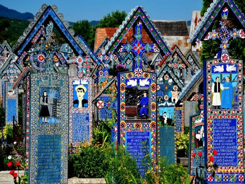 Чимитирул - Весел в Румынии