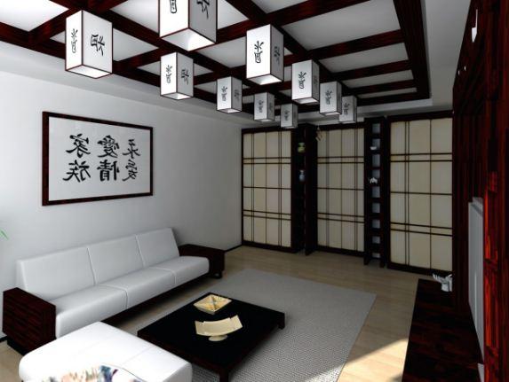 Китайский стиль пронизан позитивной энергетикой