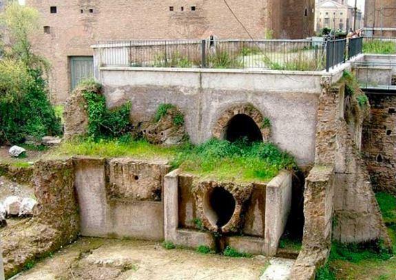 Реконструкция канализационной системы Древнего Рима