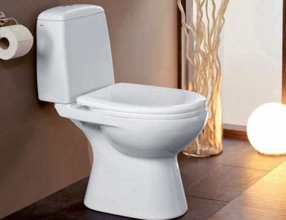 Привычный всем унитаз является туалетом с водяным затвором, или ватер - клозетом