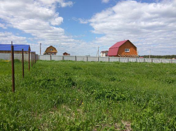 Продажа земельных участков за городом под строительство