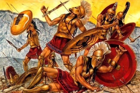 Войны за плодородные земли шли с глубокой древности