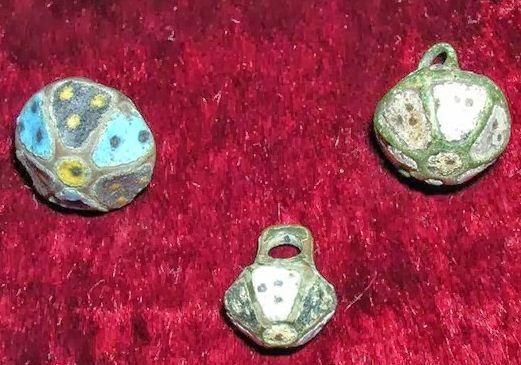 Древнейшие русские пуговицы ( X - XIII век).