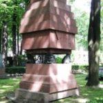 памятники ленинграда
