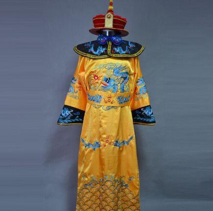 Халат императора династии Цин