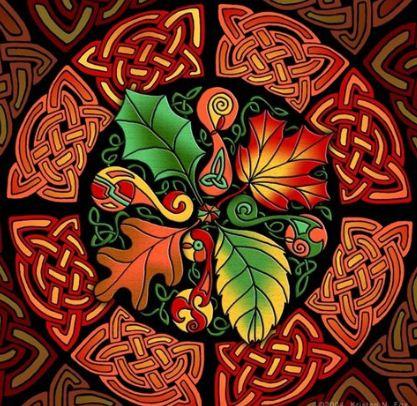 Традиционный кельтский орнамент