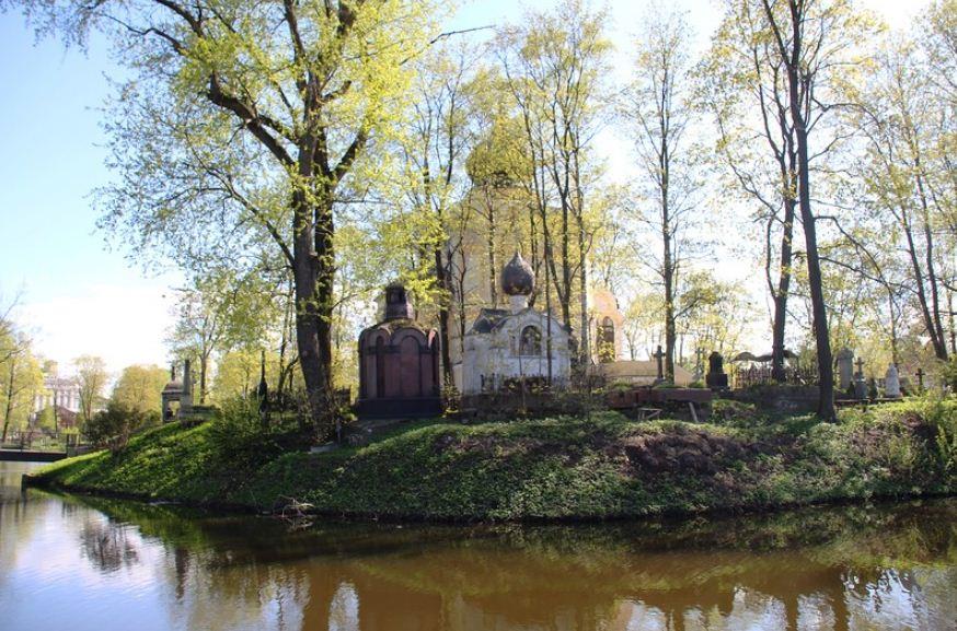Никольское кладбище Александро - Невской Лавры