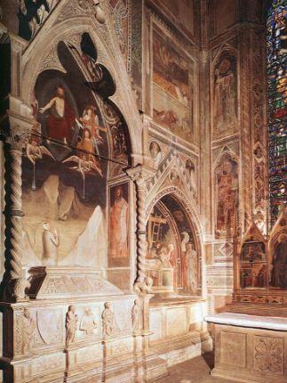 Папская крипта в катакомбах Святого Каликста