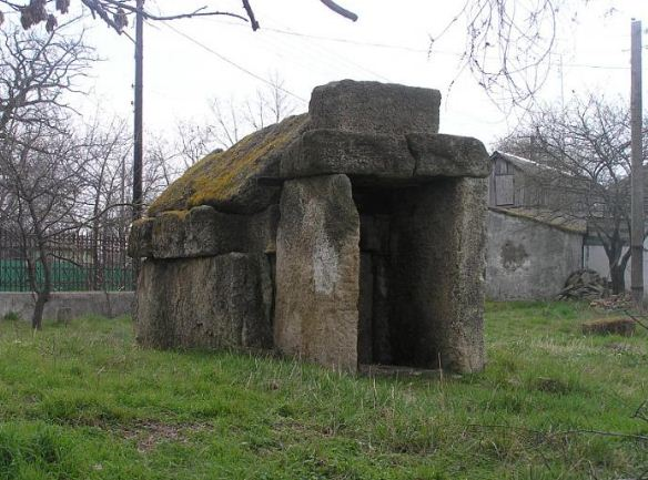 Сарматский склеп ( Белгород - Днестровский)