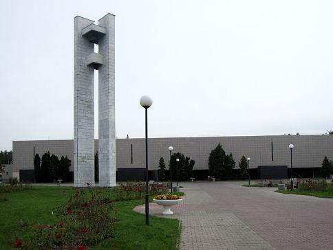 Николо - Архангельский крематорий в Москве