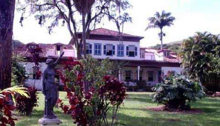 Фазенда постройки 1850 года в Параиба ( Бразилия)