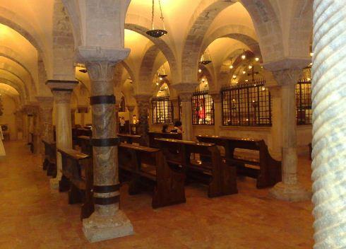 Крипта базилики святого Николая
