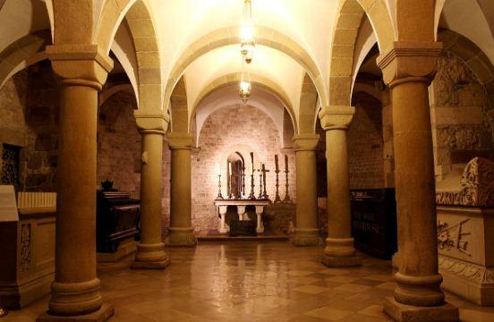 Крипта святого Леонарда
