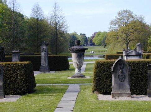 Кладбище Ольсдорф в Гамбурге