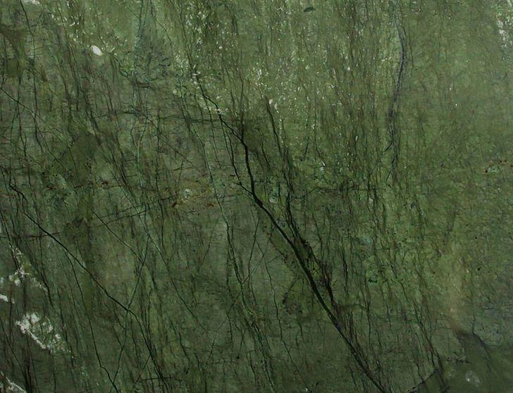 Сорт зеленого мрамора Verde Ming ( место добычи - Италия)