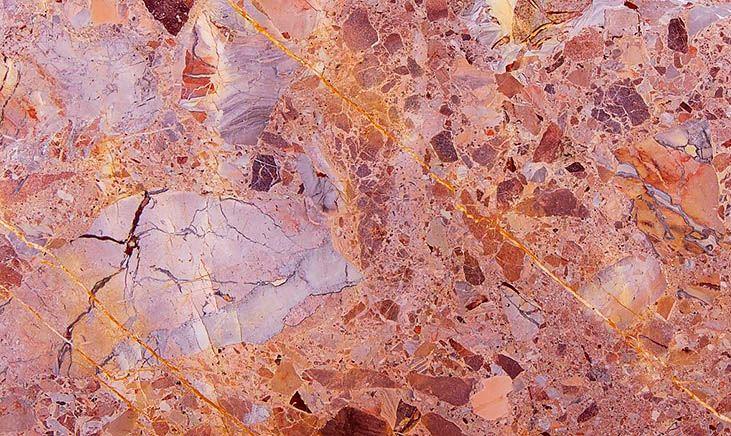 Сорт розового мрамора Opera Fantastico