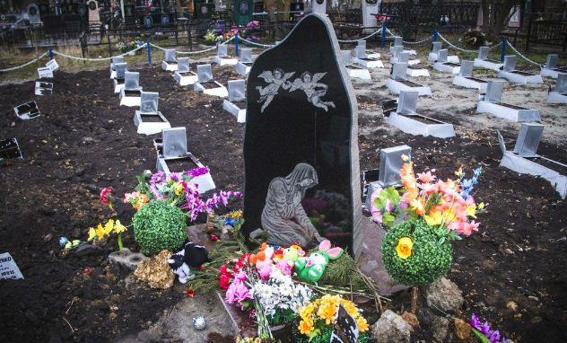 Захоронения на Северном кладбище ( Ростов - на - Дону)