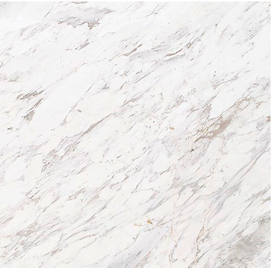 Крупнозернистый белый мрамор сорта Volokas ( место добычи - Греция)