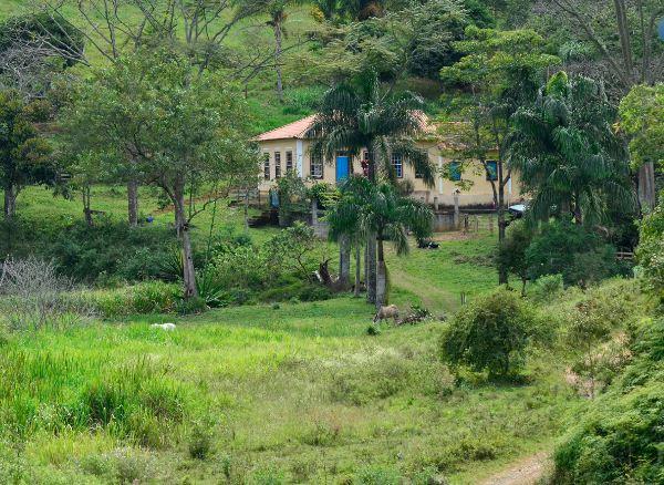 Фазенда Санта Круз в Бразилии
