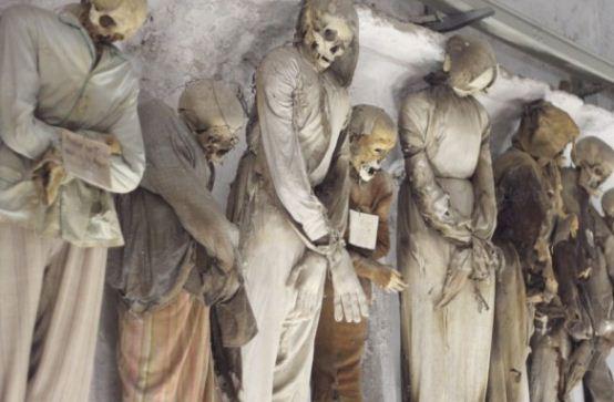 В музее Палермо собрано много экспонатов
