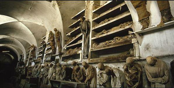 Музей смерти в Италии