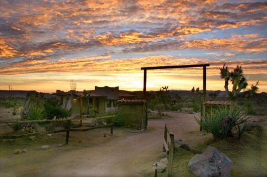 Усадьба Rancho Mojave