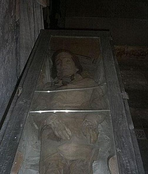 Первое погребение 1599 года