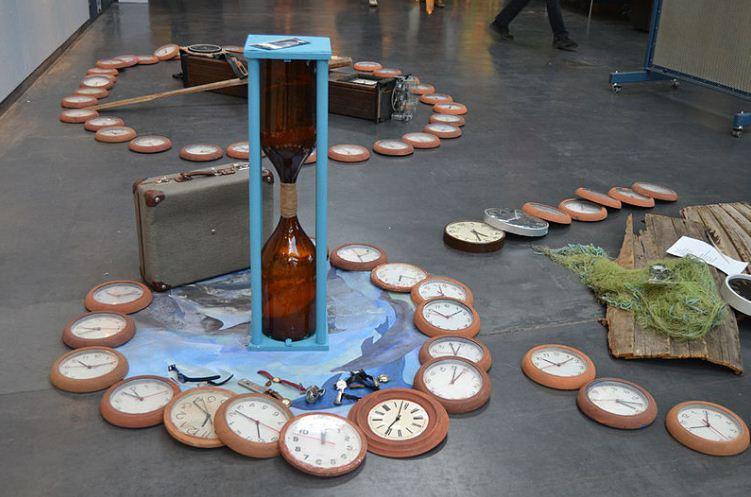 Installationen Tidens Hav ( 2011 год)