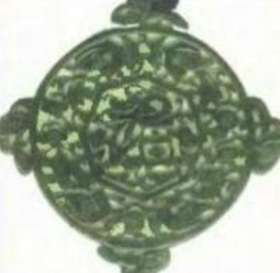Загадочный медный медальон