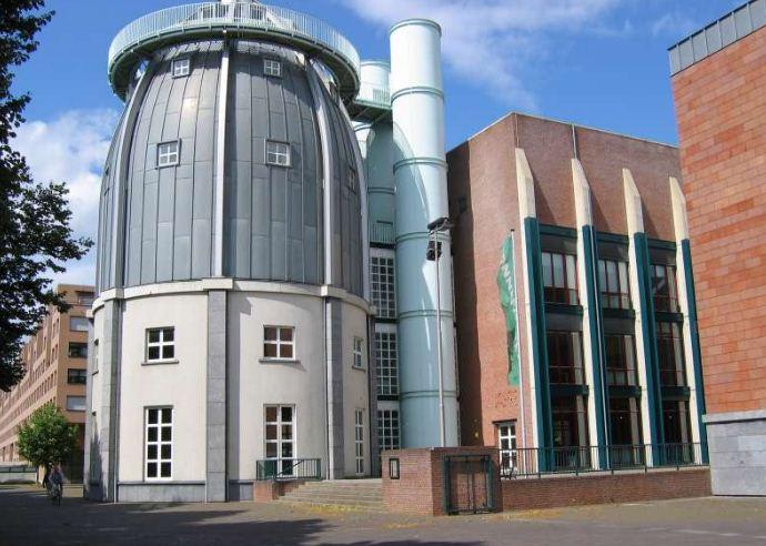 Музей Боннефантенмузеум ( Маастрихт, Нидерланды), построенный в 1990 - 1995 годах