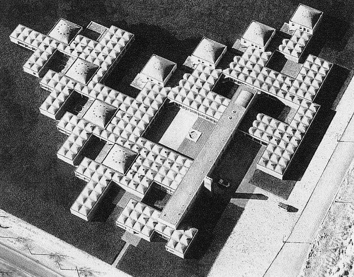 Муниципальный детский дом в Амстердаме ( 1960 год)