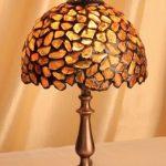 лампы из янтаря