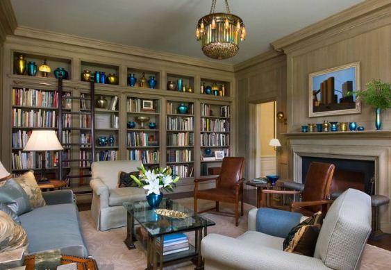 Библиотека предназначена для комфортного отдыха