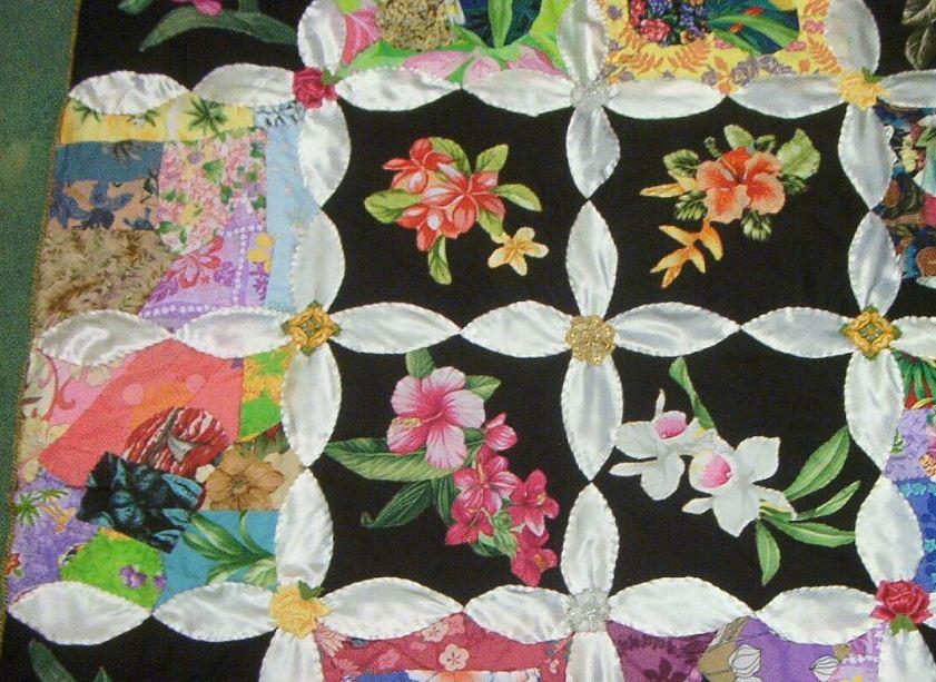 Текстильная аппликация