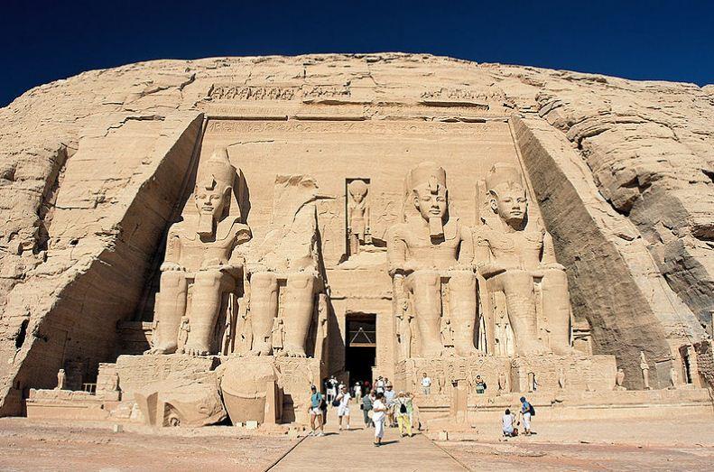 Храм Рамсеса в Абу - Симбеле