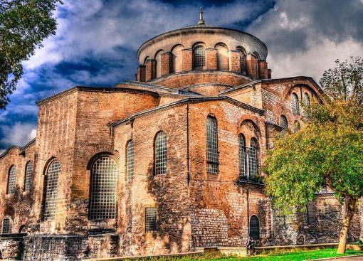 Храм Святой Ирины в Константинополе