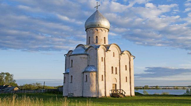 Церковь Спаса на Нередице - яркий пример византийского архитектурного стиля