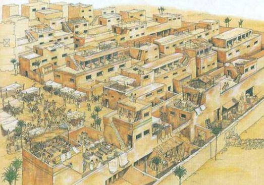 План города Кахун