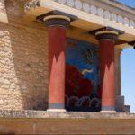 архитектура крита и микен