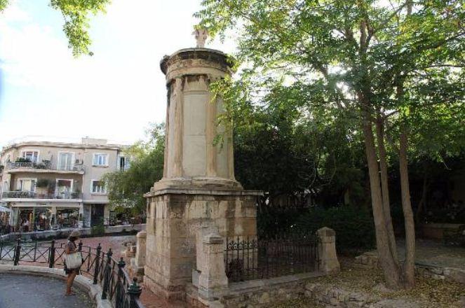 Памятник Лисикрата ( Афины)