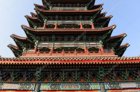 Архитектурные особенности китайской пагоды