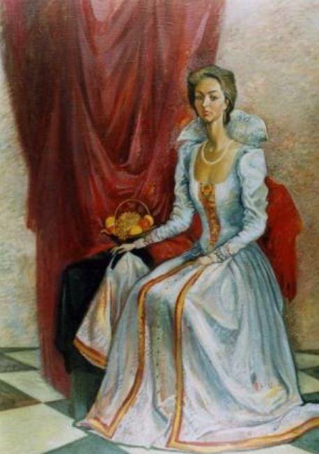 Костюмированный портрет
