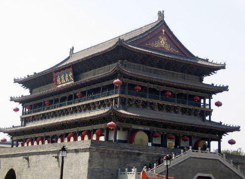 Пагода Большого Гуся в Сиане