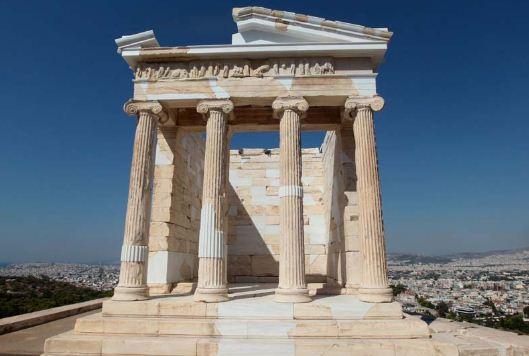 Храм Ники - Аптерос