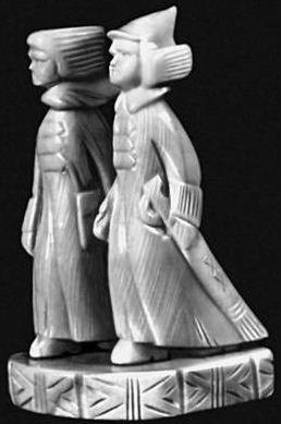 """Скульптура """" Юные буденновцы"""" ( автор П. К. Ротин)"""