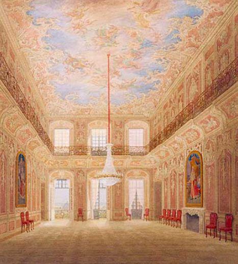 Адольф Вегелин ( картина создана в 1845 году).
