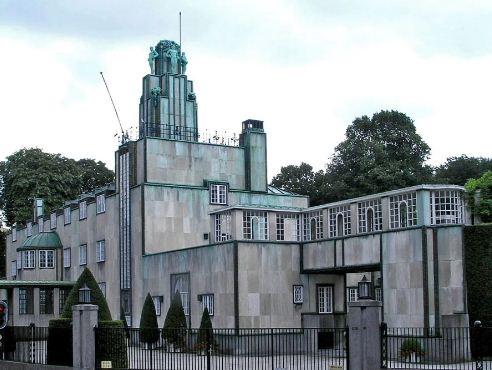 Дворец Стокле в Брюсселе ( Бельгия)